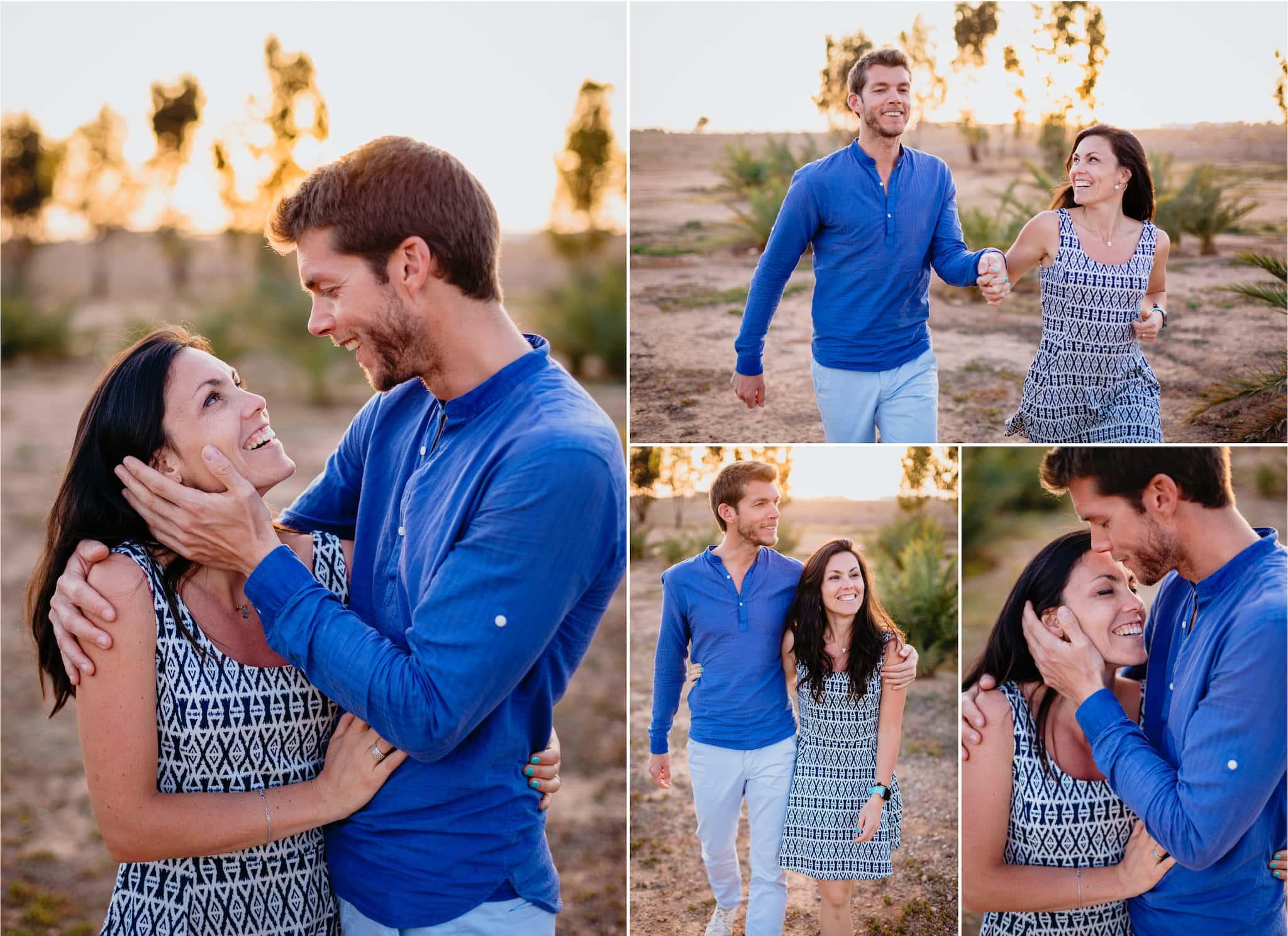 photos de couple; marrakech ; maroc ; photographe