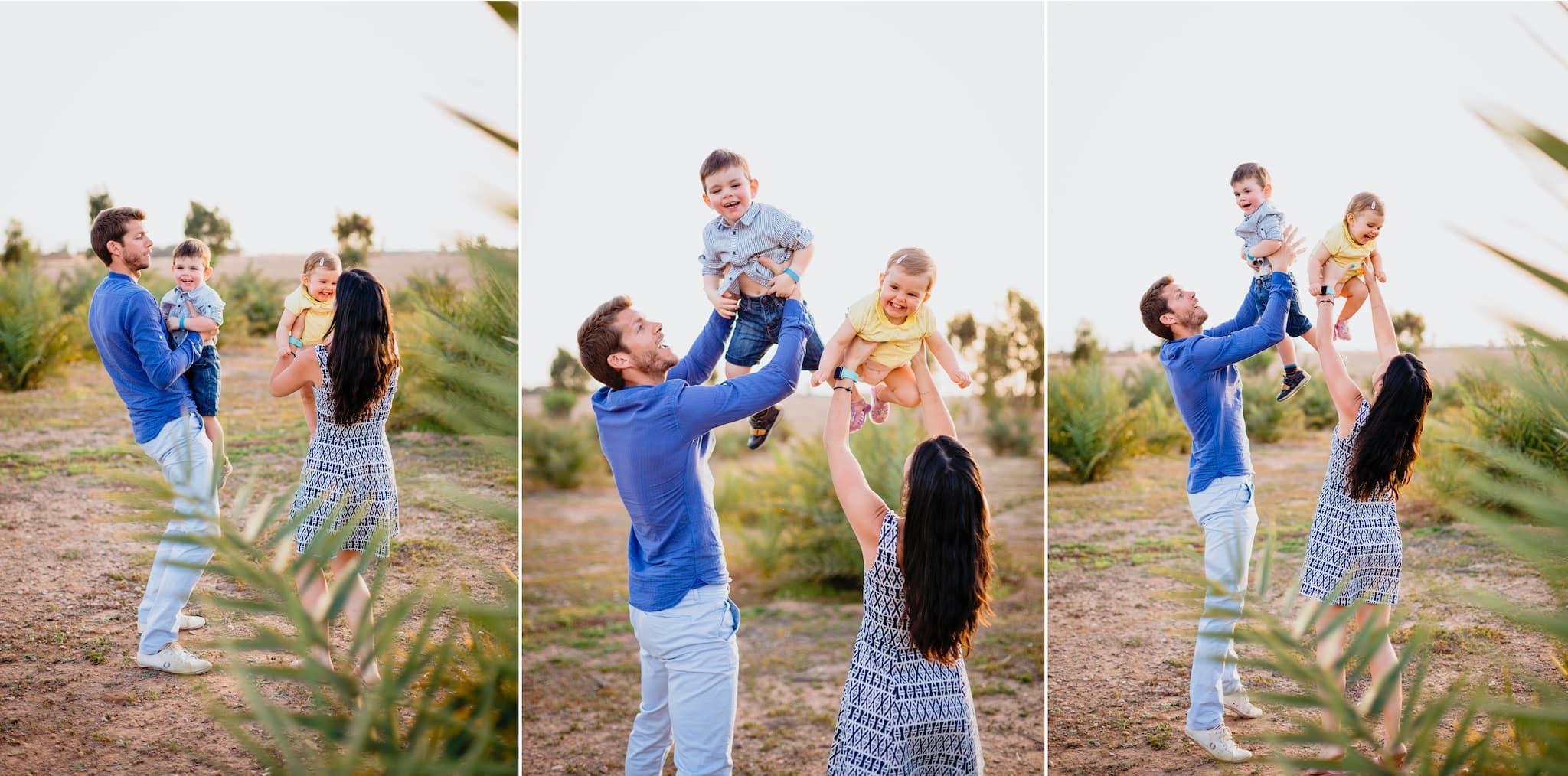 marrakesh ; maroc ; photographe ; famille