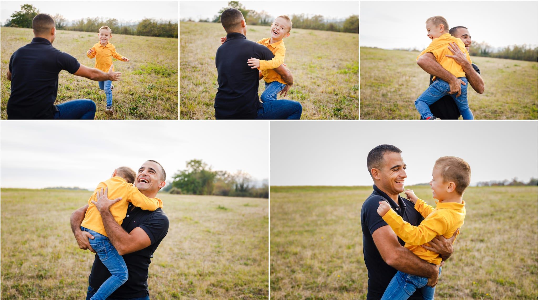 communay ; photographe de famille ; photographe de mariage